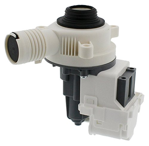 Edgewater Parts W10661045, AP6023670, PS11757016 Washing Machine Drain Pump Compatible with Whirlpool, Amana, Crosley, Maytag, Inglis, Kenmore, and Admiral