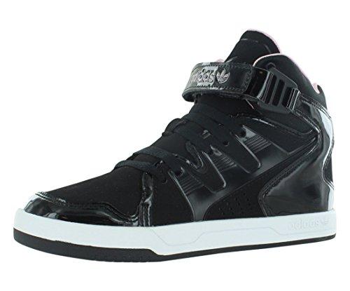 adidas MC-x 1 delle Donne di addestramento Calza Il Formato 5.5, Regular Larghezza, di Colore Nero