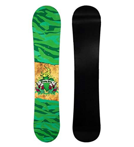 Pale Snowboard Burning Heart SW Green 150cm UVP 199€ Neu