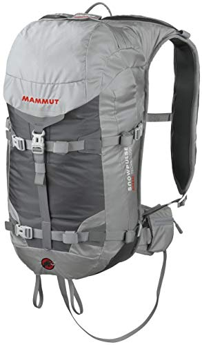 Mammut Light Protection Airbag System Set, Iron-Smoke, 32 x 20 x 52 cm, 30 Liter