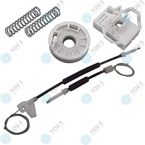 YOU.S 1U0839461 elektrischer Fensterheber Reparatursatz - Hinten Links