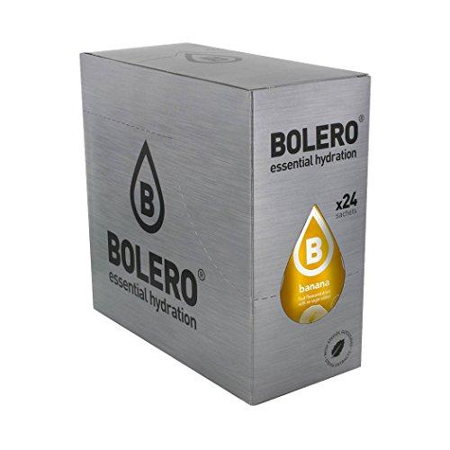 Bolero Bebida Instantánea Sin Azúcar, Sabor Hibiscus , 24 x 9 gramos (Total: 216 gramos)