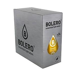 Bolero Bebida Instantánea Sabor Lima - Paquete de 24 x 36 gr - Total: 864 gr
