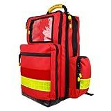 DOCbag Notfallrucksack Polyester rot Erste-Hilfe-Rucksack