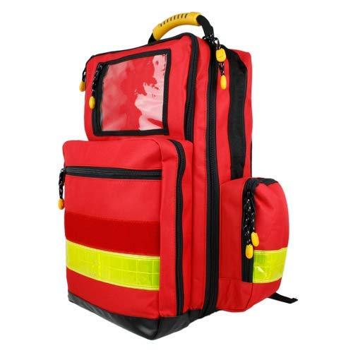 *DOCbag Notfallrucksack Polyester rot Erste-Hilfe-Rucksack*