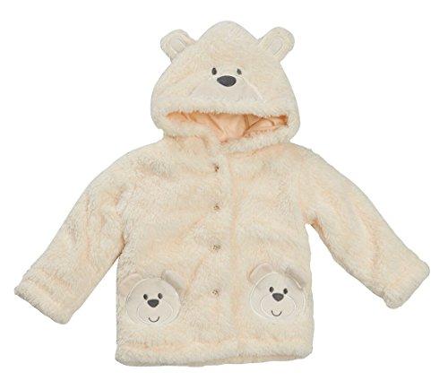 BABY TOWN Babies Super Zachte Teddy Beer Snuggle Jas