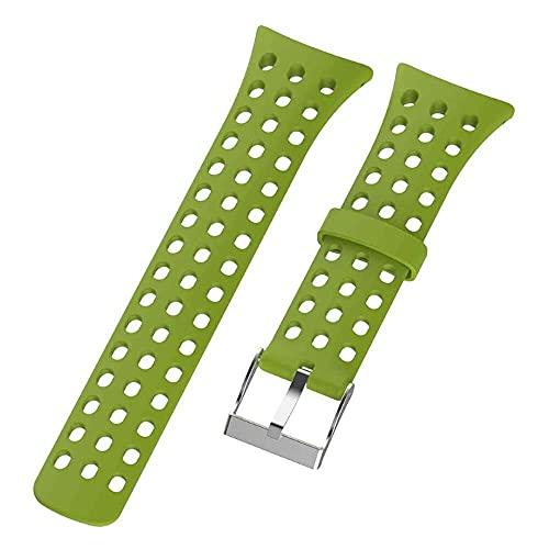 qiaohuan shop Zer One Reloj inteligente Correa de silicona suave para hombre reloj de pulsera de repuesto para Suunto M1 M2 M4 M5