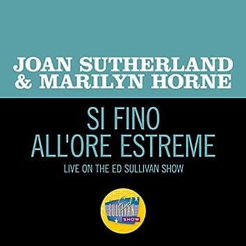 Norma: Si Fino All'Ore Estreme (Live On The Ed Sullivan Show, March 8, 1970)