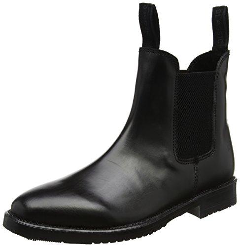 Horse Riding Boots Jodhpur Boots - Black, Size UK 5