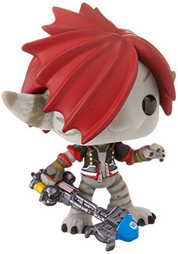 Funko- Kingdom Hearts: Sora (Monsters Inc.) (Flocked) Figurina de Vinilo, Multicolor (1337-489134)