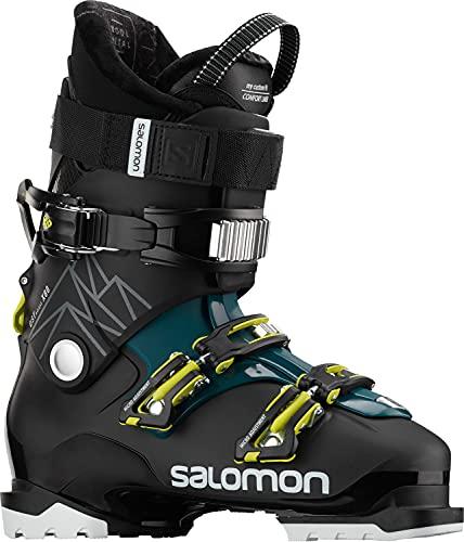 Salomon Botas de esquí QST ACCESS X80 IIC para hombre, color negro,...