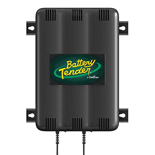 Battery Tender 2-Bank 12V, 1.25A Battery Charger