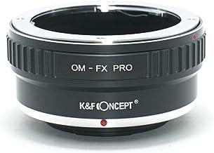 [正規代理店]K&F オリンパスOM-フジX FX マウントアダプター PRO レンズクロス付 om-fx-pro (KFFXPRO)