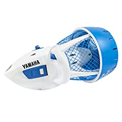 YAMAHA EXPLORER SEASCOOTER- This is an entry-level model Sea scooter with cruising at speeds up to 2. 5mph (4km/h) with a depth rating of 30ft (10m) perfect for shallow dives, snorkeling adventures or chasing fish POSITIVE BUOYANCY - The Sea scooter ...