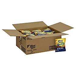 Image of Wheat Thins Toasted Chips,...: Bestviewsreviews