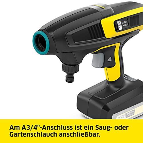 Kärcher Akku Druckreiniger KHB 6 exl. Akku - 3