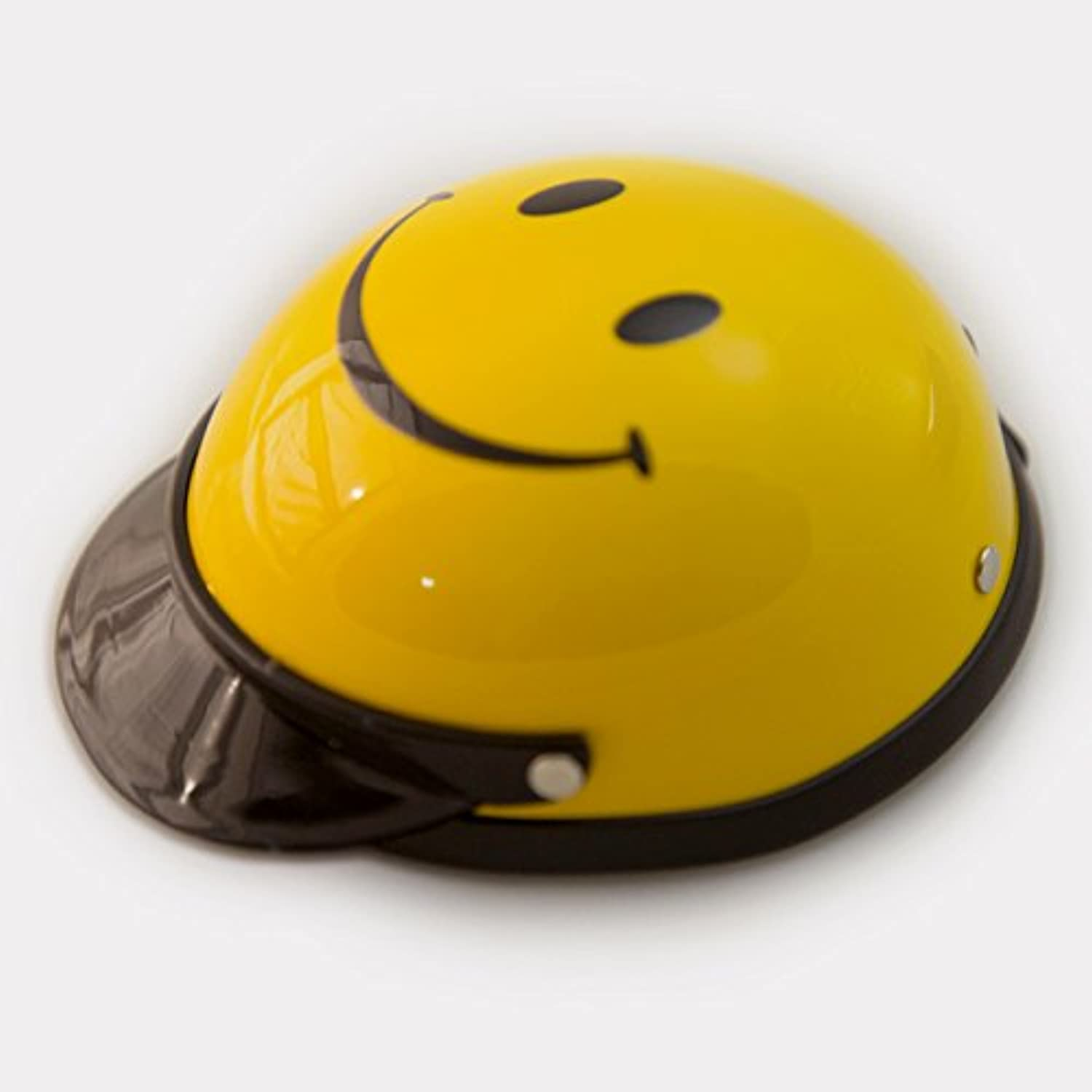 Helmet for Dogs, Cats and All Small Pets, Pet Accessory  Smiley, for Small Dogs 510 lbs.