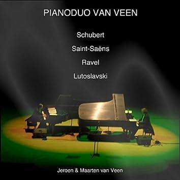 Pianoduo Van Veen