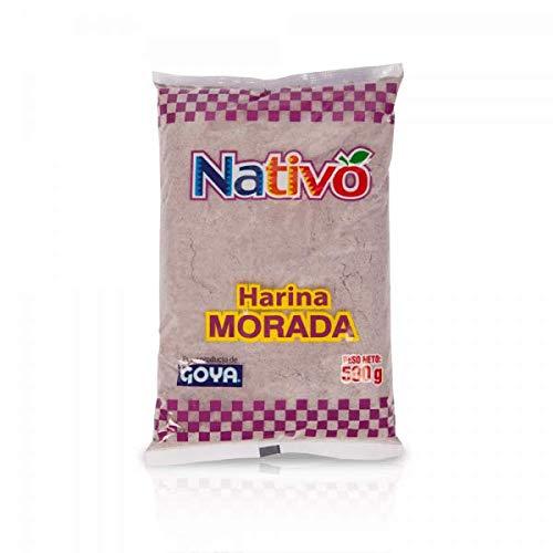 Nativo Harina Morada   Paquete de 24 unidades