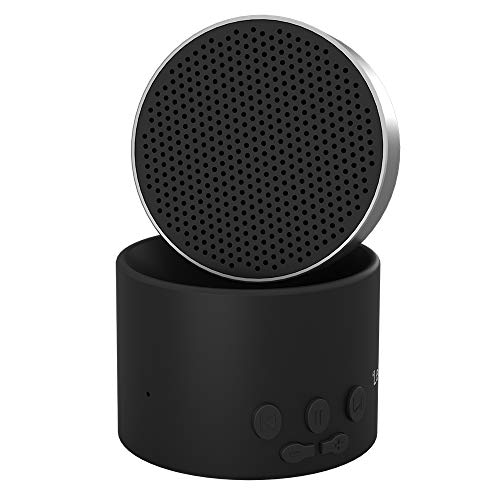 Adaptive Sound Technologies Lectrofan Micro 2 Sleep Sound Machine and Bluetooth Speaker with Fan Sounds and Ocean Sounds for Sleep, Relaxation, Privacy, Study, and Audio Streaming, Black