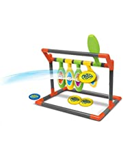Hbao Nuevo Soporte para Juegos de Lanzamiento, Saco de Arena para lanzar, Juego de Bolos, Sacos de Arena, Juegos para lanzar para Interiores, Juguetes para Jugar al Aire Libre para niños