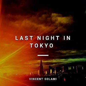 Last Night In Tokyo