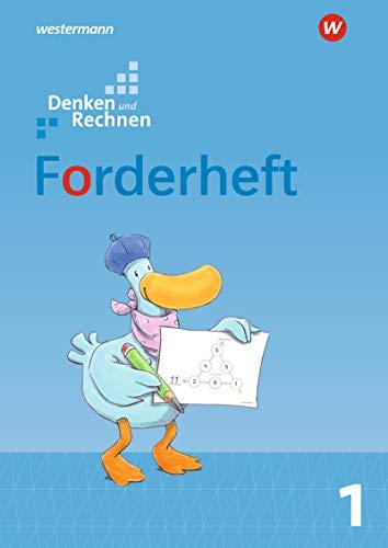 Denken und Rechnen - Allgemeine Ausgabe 2017: Forderheft 1