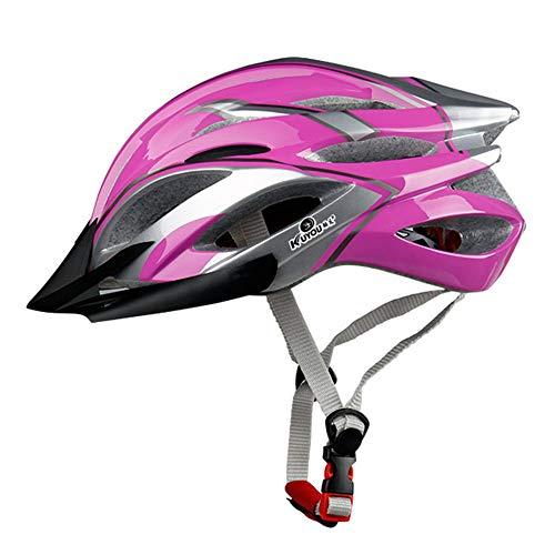 Casco de Bicicleta (57-61 cm), Casco TriLance MTB para Adultos, Casco de...