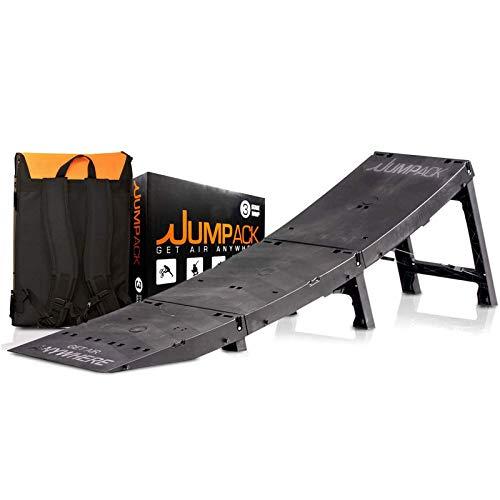 JUMPACK ジャンパック スケボー ランプ PRO 3 KICKER バッグ収納式 ジャンプランプ セクション NO1 [並行輸入品]