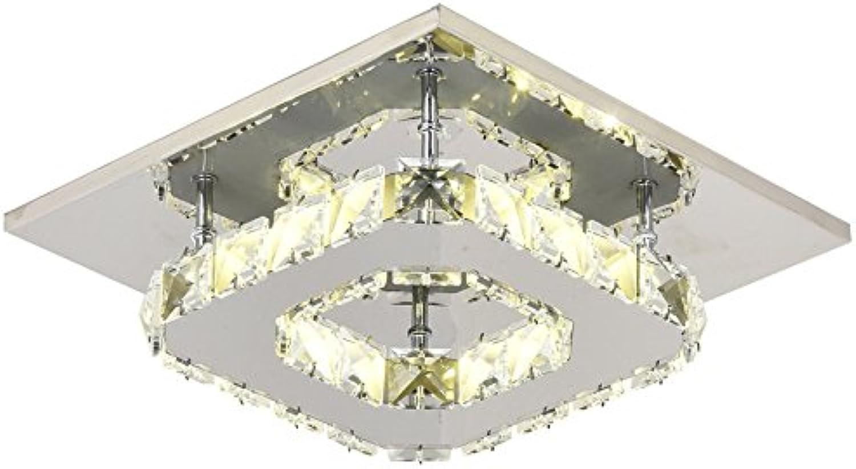 CHENG Geführter Quadratischer Kristallgang-Licht-Einfacher Mode-Korridor-Eingangs-Licht-Deckenleuchte