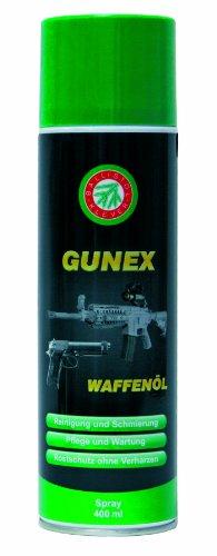 Ballistol Waffenpflege Gunex Waffenöl Spray, 400 ml, 22250