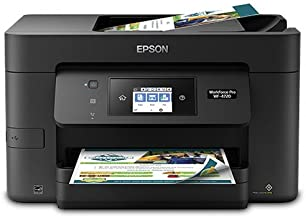 Epson WorkForce Pro WF-4720 Wireless All-in-One Color Inkjet Printer, Copier, Scanner with Wi-Fi Direct, Amazon Dash Replenishment Ready