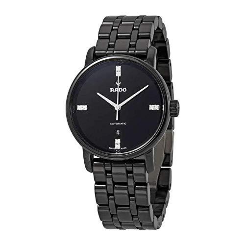 Rado Damen-Armbanduhr 33mm Armband Titan Schweizer Automatik Analog R14043717