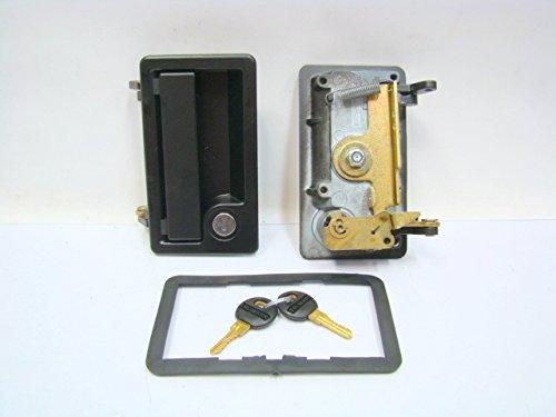 TriMark Paddle Handle LH Tool Box Compartment Storage RV Motorhome Latch