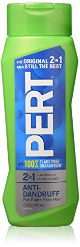 Pert Plus Pert Plus 2 In 1 Shampoo & Conditioner Anti-Dandruff, Anti-Dandruff 13.5 oz (Pack of 2) by Unknown