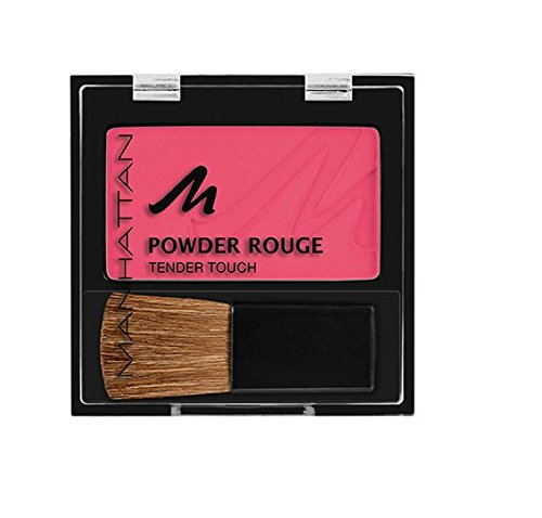 Manhattan 55H Pink Hunter Powder Rouge Puder Tender Touch Lidschatten Eyeshadow