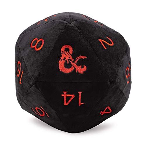 Ultra Pro E-18356 Dungeons & Dragons Jumbo - Dados de Peluche