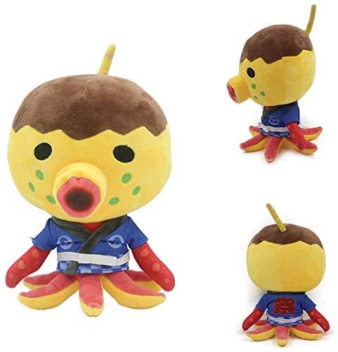 8 Inch Plush Animal Toy Animal Traverses The New Plush Animal, Children's Anime Imagination Plush Doll Birthday Party Boy Girl Gift Doll