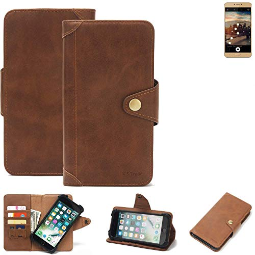 K-S-Trade® Schutzhülle Für Allview X3 Soul Plus Handy Hülle