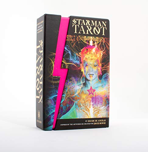 Starman Tarot Kit - 78 Full Colour Tarot Cards and 192-page Guidebook
