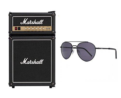 Marshall Mini nevera MF-3.2 & Marshall Eyewear Mick gafas de sol pequeñas en...