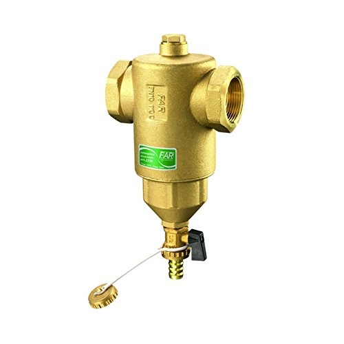 Defangatore per impianti termici Misure: 3 4 f.f.