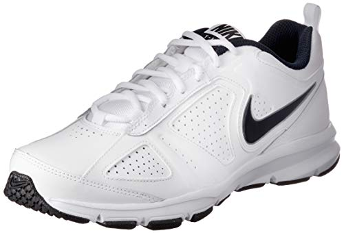 more photos huge sale sale online Nike Men's T-Lite XI White/Black/Obsidian 8 D - Medium