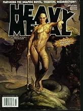Heavy Metal Magazine (The Illustrated Fantasy Magazine, March 2003)
