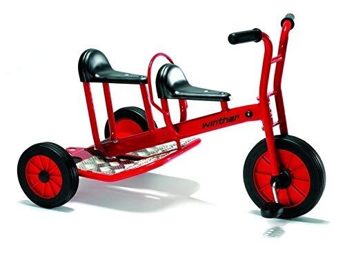 Viking Dreirad Taxi (Alter: 4-8 Jahre / Lenkerhöhe 62cm / Sitzhöhe 38 cm) von Winther