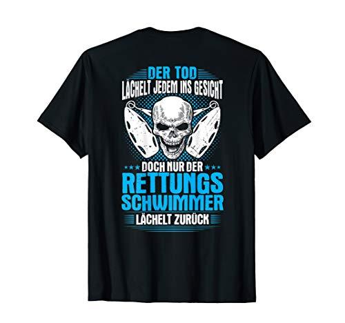 Wasserrettung Lächeln Rettungsschwimmer T-Shirt