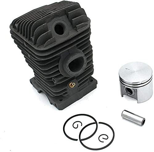 LLXXD Kit de pistón de Cilindro de 40 mm para Stihl 023 MS230 MS230C MS230C-B MS230C-B Z MS230C-BE MS230C-BE Z MS230Z Motosierra PN 1123020 1213 Piezas de Repuesto