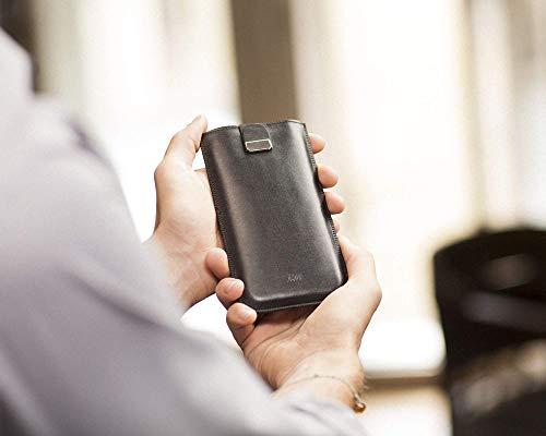 Coque en cuir pour Sony Xperia | personnalisé