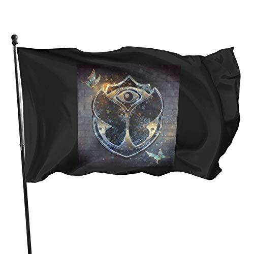 Go Ninja, Go! Flag,3 * 5in Banner Flags