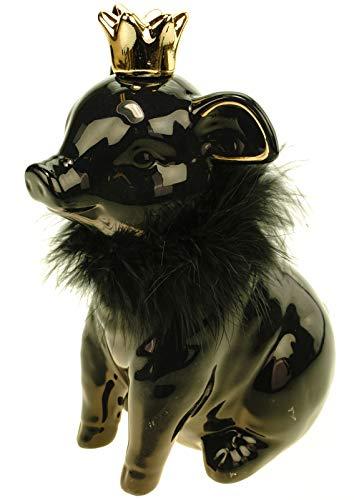 G.Wurm Sparschwein mit Krone